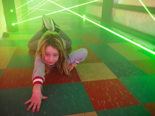Laser Maze Indoor