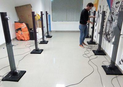 Laser Maze Indoor Colimbres