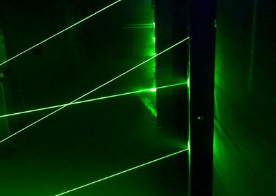 Laser Maze Indoor Zero 55