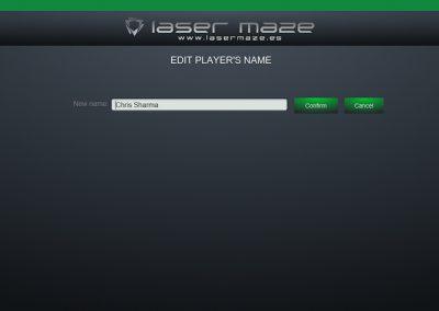 Software Laser Maze