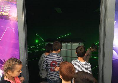 Laser Maze Indoor - Cambrils