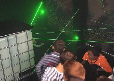 Laberinto Láser Indoor Cambrils