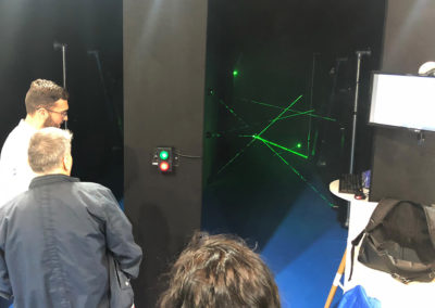Laberinto Láser para Palo Alto Networks