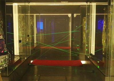 Integración Laser Maze