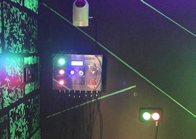 Start Game Laser Maze